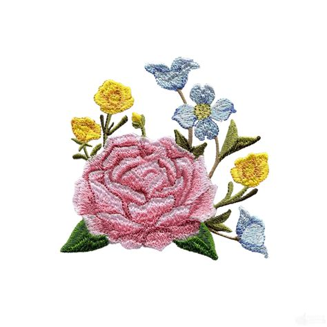 embroidery design flower swnsdf109 splendid days floral embroidery design