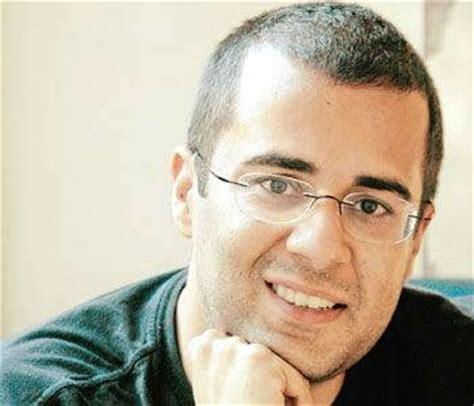 chetan bhagat biography in english top 10 english writers in india top list hub
