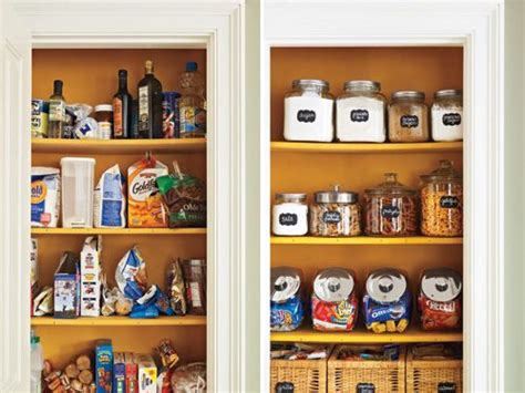 How To Organize Your Kitchen Pantry by 17 Best Images About Organization On Closet Organization Shelves And Pantry