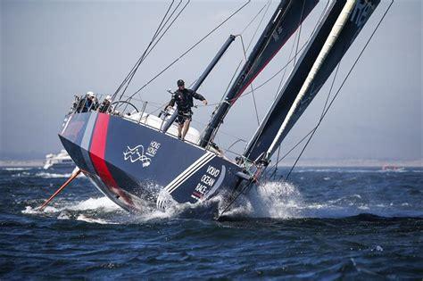 yacht jobs cape town volvo ocean race cape town in port race