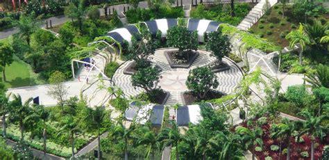 Garden Of Theme Gardens By The Bay Themed Gardens Grant Associates