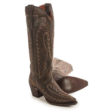embroidered cowboy boots dan post embroidered cowboy boots for