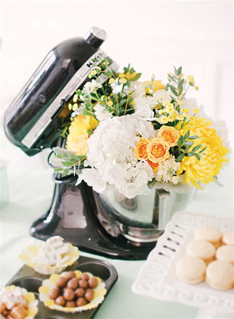 kitchen wedding shower ideas gorgeous quot minty fresh quot kitchen themed bridal shower hostess with the mostess 174