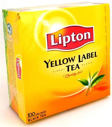 Teh Lipton Yellow Label lipton yellow label tea 100 tea bags products poland