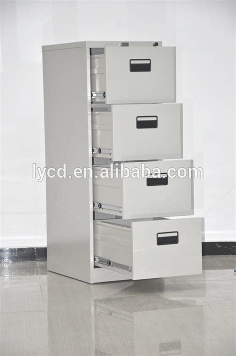 4 Drawer Plastic Cabinet by 4 Drawer White File Cabinet For A4 Document With Plastic
