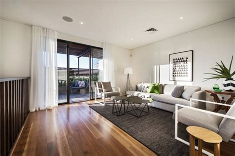 living room australia ravishing perth residence sports sleek design and a sizzling courtyard