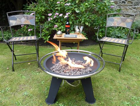 Portable Gas Firepit Square Portable Gas Pit Med Home Design Posters