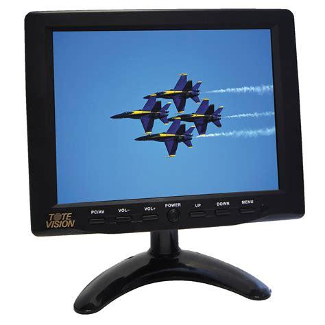 tote vision lcd 802v 8 quot lcd monitor lcd 802v b h photo