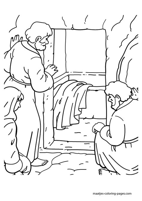 colouring pages easter story easter story coloring pages