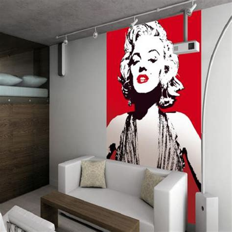 marilyn monroe wallpaper for bedroom marilyn monroe wallpaper wall mural 2 32m x 1 58m room
