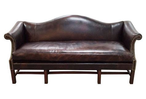 17 Best Images About Camel Back On Pinterest Upholstery Camel Back Leather Sofa