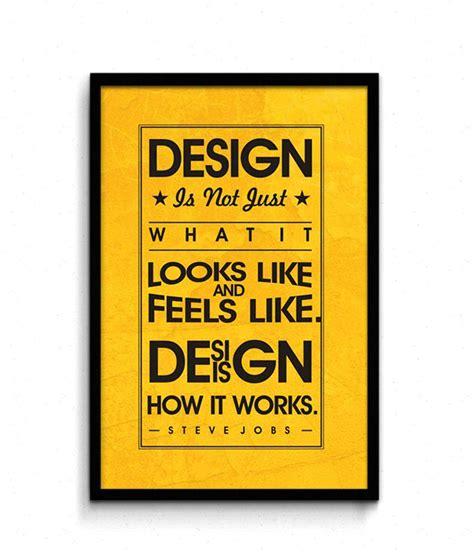 design is how it works steve jobs seven rays steve jobs design is how it works framed