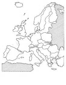 Western Europe Blank Map by Pics Photos Western Europe Blank Map