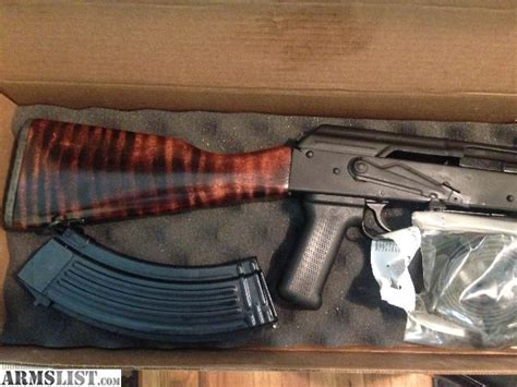 armslist for sale cia ak47 wasr 10 refinished furniture
