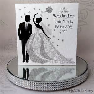luxurious wedding card bouquet and groom