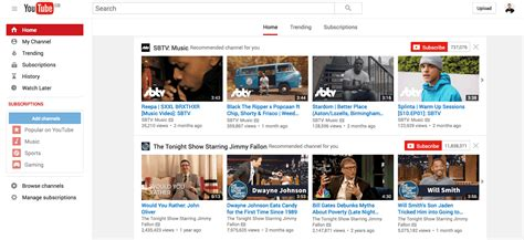 website tutorial youtube how your business can get started on youtube