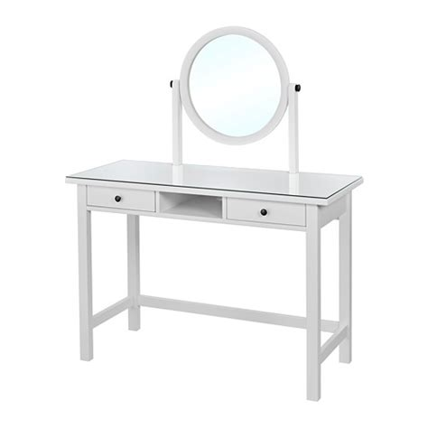 hemnes schminktisch hemnes dressing table with mirror ikea