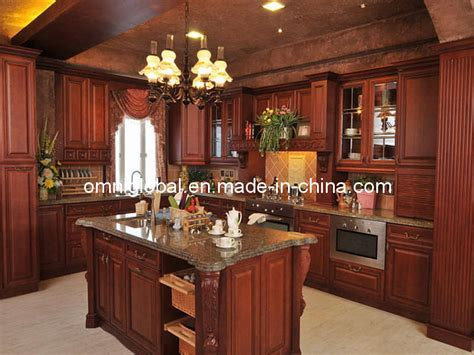 American Style Solidwood Kitchen Cabinet Photos Pictures American Made Kitchen Cabinets