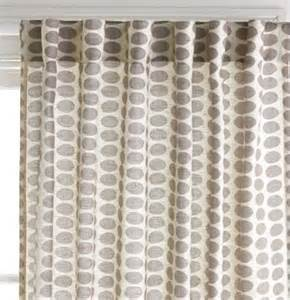 Concealed Tab Curtains Mimi Lightfilter 180x250cm Concealed Tab Top Curtain Contemporary Curtains By