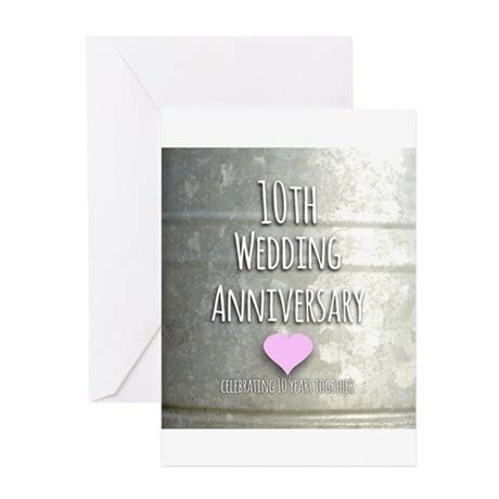 10th wedding anniversary greeting cards by admin cp49789583