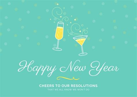 new year creative greetings happy new year cards 2018 new year 2018 greeting cards