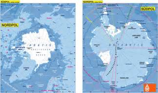 Map Of The World North Pole by North Pole World Map