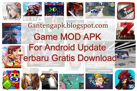 download kumpulan game mod android terbaru update download kumpulan game android mod apk terbaru terpopuler