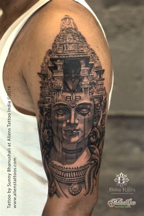 Pin By Aliens Tattoo On Lord Shiva Tattoo Collection By Aliens Religious Tattoos