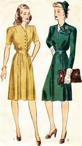 1940 fashion for women vintage women s fashion