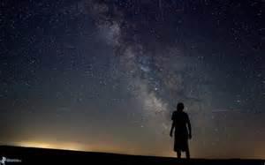 ciel de la nuit