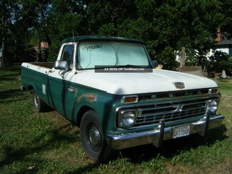 ford truck bed 1966 ford f150 long bed