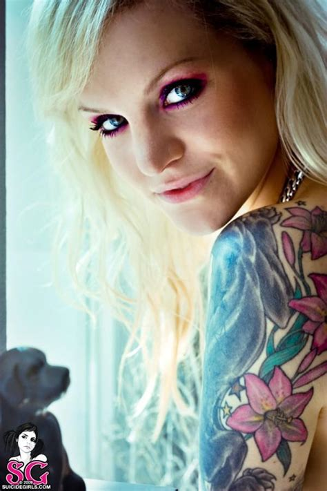 suicide girls tattoos lass images