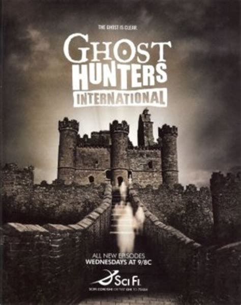 film about ghost hunters ghost hunters international movie poster 2008 poster