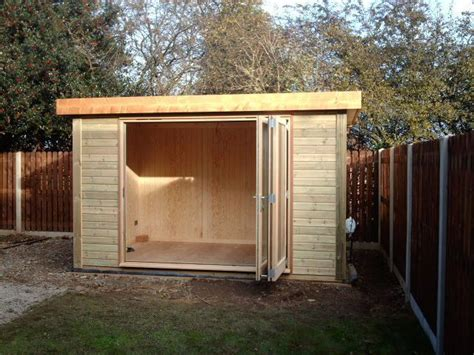 Modern Shed Design by 25 Best Ideas About Sheds On