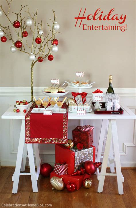 christmas cocktail party decor cocktail party decorating ideas photograph holiday e