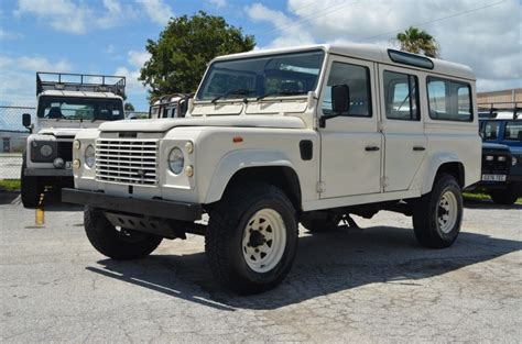 range rover defender 1990 exceptional condition 1990 land rover defender county