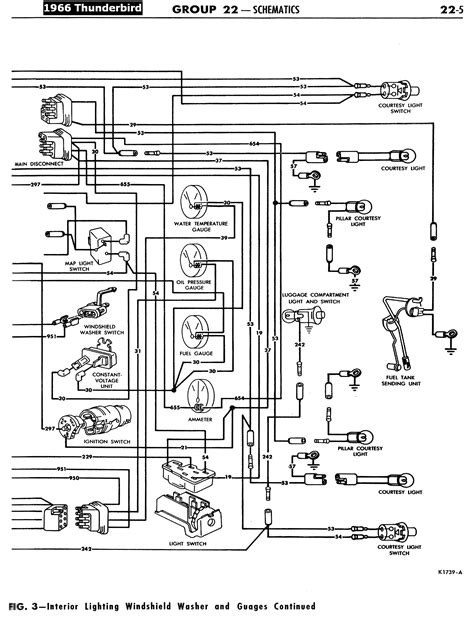 1965 ford thunderbird turn signal wiring diagram 1965 free engine image for user manual