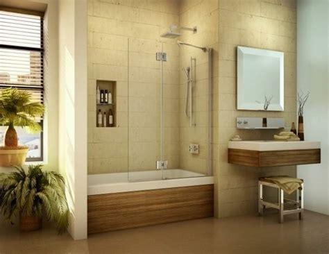 glas wand badezimmer 120 moderne designs glaswand dusche