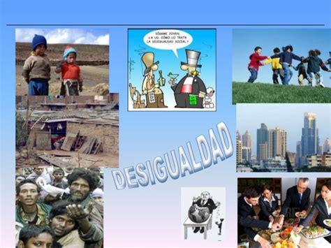 imagenes naturales sociales y economicas 12 describe las causas de la desigualdad social en