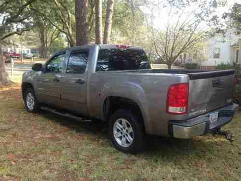 download car manuals 2009 gmc sierra 1500 parking system buy used no reserve 2009 gmc sierra 1500 sle crew cab pickup 4 door 5 3l no reserve in cary
