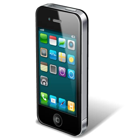 Mobile Phone Lookup Apple Iphone 4 Icons Free Icons In Mobile Phone Icon Search Engine