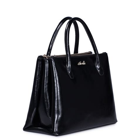 Fashion Tote Bag Black fashion tote bag 2014 designer handbag black