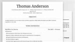 Resume Template Australia Free by Cv Maker Creates Beautiful Resumes For Free Lifehacker Australia