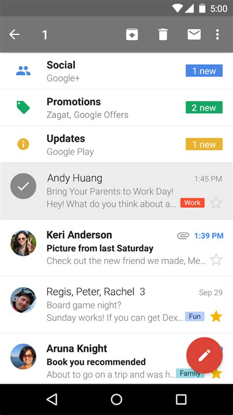 android gmail gmail android apps on play