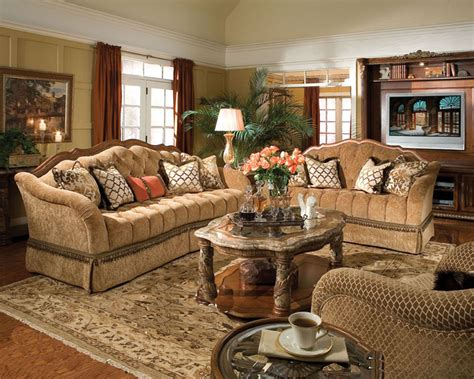 Michael Amini Living Room Sets Collection With Aico Aico Furniture Living Room Set