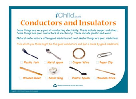 why do electrical conductors need insulation conductors and insulators ichild