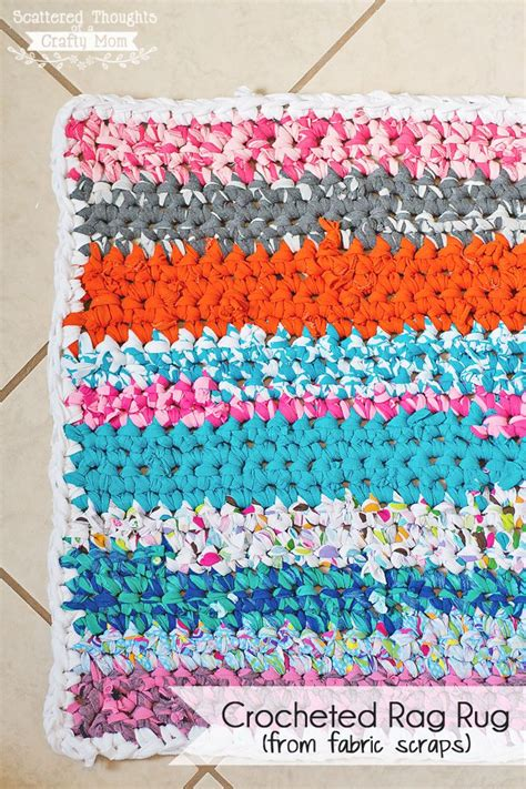 Easy Rag Rug by 1000 Images About Crochet Rugs On Tutorials