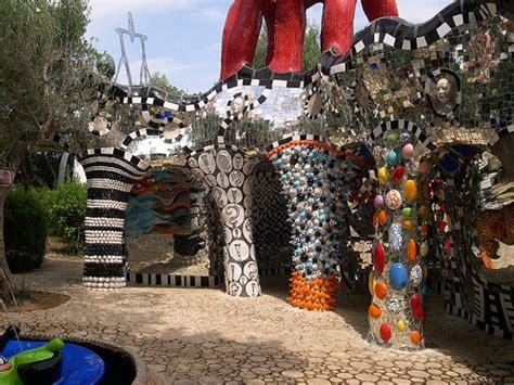 niki de phalle tarot garten tarot garden tuscany mosaic source