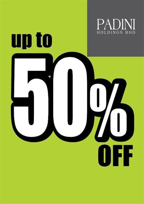 Vincci Sale padini sale 10 march 8 april malaysia warehouse