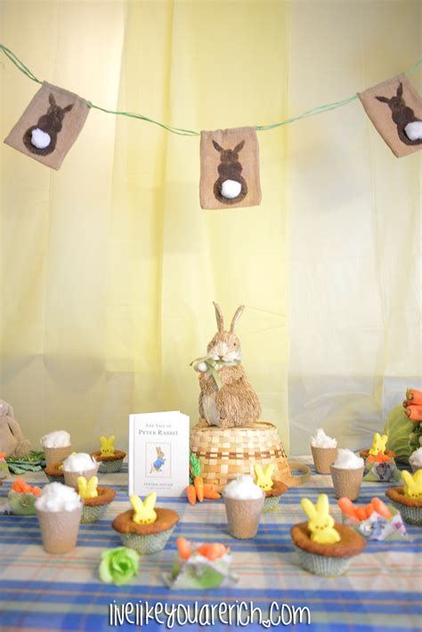 The Rabbit Baby Shower by Rabbit Baby Shower Live Like You Are Rich